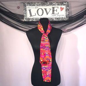 Liz Claiborne silk scarf 😍